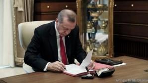 Cumhurbaşkanı Erdoğan Türkiye-İsrail mutabakatını onayladı