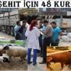 48 Şehit İçin 48 Kurban