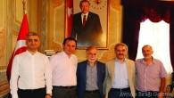 Milletvekilimiz Ahmet Hamdi Çamlı'den darülacizeye ziyaret