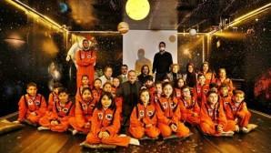 Ali Kuşçu Uzay Evi'nin Büyük Başarısı