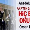 Anadolu Araplaşıyor mu ??