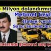 Ceylan otomotiv   MEHMET CEYLAN SUÇLAMALARI KABUL ETMEDİ..