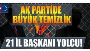 FETÖ  culara AK Parti temizliyor CHP   FETÖ  cuların 1 milyon oyun beşinde