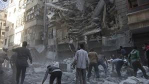 Halep'te İnsanlık Bir Kez Daha Ölürken !