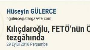 Kılıçdaroğlu, FETÖ'nün Öksüz-MİT tezgâhında