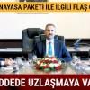 Mini Anayasa paketi… Komisyon 7 maddede uzlaşmaya vardı.