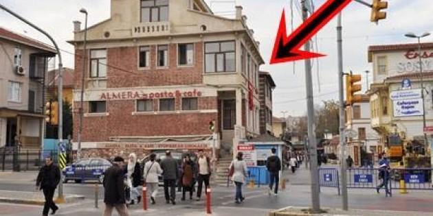 Vakıf binasını üst katlarını dolandırıcılar işgal etmiş