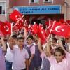 Sultangazi'de Okullarda İlk Zil  Heyecanı