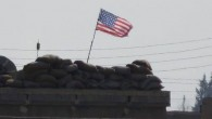 ABD: Bayrakları biz astık