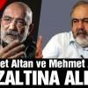 Ahmet Altan'la Mehmet Altan gözaltına alındı