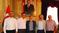 Milletvekilimiz Ahmet Hamdi Çamlı'dan Kurumumuza ziyaret