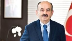 Çalışma Bakanı Müezzinoğlu: Asgari Ücret Düşmeyecek
