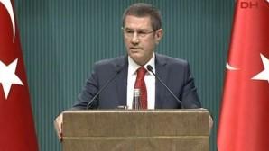Nurettin Canikli: Rakka'ya ortak operasyona sıcak bakıyoruz