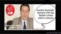 Gaziosmanpaşa CHP ilçe başkanı kayıp aranıyor
