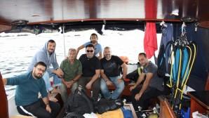 Tarihi Vordonisi Adası'nda keşif çalışmaları başladı