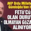 AKP'li vekilin FETÖ isyanı