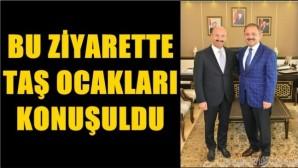 Mehmet özhaseki'yi taş ocaklarını kapatırsa büyük hata yapar