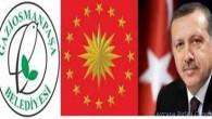 Cumhurbaşkanı Recep Tayyip Erdoğan: a  Gaziosmanpaşa da Terör Örgütü/Paralel   konusunda yalan atıyorlar