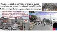 Uyuşturucu satıcıları Gaziosmanpaşa bursa mahallesin de uyuşturucu tezgâhı açabilirsiniz Türkiye nin içişleri bakanlığı yapanın ilçesinde neler oluyor