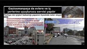 Gaziosmanpaşa da evlere ve iş yerlerine uyuşturucu servisi yapılır. İstanbul Gaziosmanpaşa Bursa Mahallesi uyuşturucu satıcıları