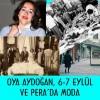 6-7 EYLÜL VE PERA'DA MODA