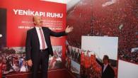15 Temmuz Demokrasi ve Şehitler Sergisi Açıldı