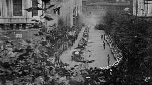 93 yıl önce bugün Mustafa Kemal ve Türk ordusu İstanbul'u kurtarmıştı!