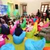 Başkan Aydın, Çocuklarla Masal Dinledi