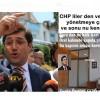 CHP'de Beşiktaş Belediye Başkanı Murat Hazinedar'ın ihracı istendi