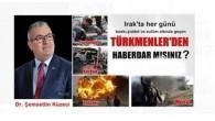 IŞİD SONRASI IRAK VE TÜRKMENLER