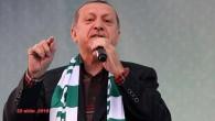 Erdoğan: 'Sizi de cezaevine tıkarız