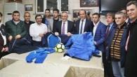 Evlad-ı Fatihan Makedonya'ya Spor Malzemesi Desteği