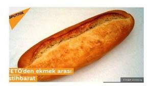 FETÖ'den ekmek arası istihbarat