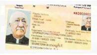 Feto'ya kardinal pasaportu verildi