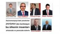 Gaziosmanpaşa da (FETÖ/PDY) ile iş tutan AKP'nin içinde olan hangi insanlardan korkuyorsunuz da gazetemize baskı yapıyorsunuz