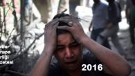 Halep te katliam var