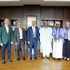 Nijer Büyükelçisi'nden Başkan Altunay'a Ziyaret