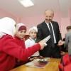 Suriyeli Öğrencilere Ücretsiz Defter Dağıtımı