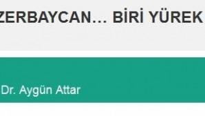 TÜRKİYE, AZERBAYCAN. BİRİ YÜREK BİRİ CAN