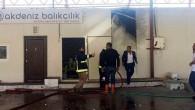 Antalya'da teröristler roketatarla saldırdı