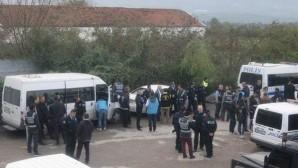 Hendek'te 300 polisle operasyon: 6 gözaltı