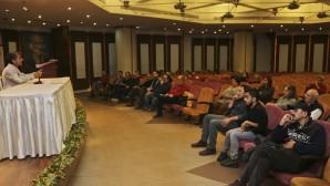 Tiyatrocular Maltepe'de buluştu