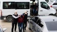 Van'da okul yakan PKK'lılar yakalandı