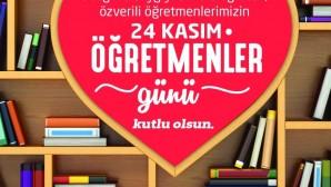 24.Kasım öğretmenler günü