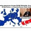 Yanlış yapıyorsun Avrupa Birliği Bakanlığı, Avrupa Birliği Bakanı ve Başmüzakereci Ömer Çelik'