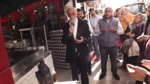 """Kral Sucuk Ekmek Gaziosmanpaşa """"da Açıldı."""