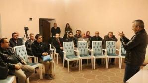 Eyüp Belediyesinin Düzenlediği Kitap Sohbetleri Başladı