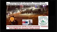 Gaziosmanpaşa da yöneticiler  Fetullahçı Terör Örgütü'nün (FETÖ) olayında küllüyem yalan atıyorlar