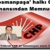 Gaziosmanpaşa' halkı CHP'nin Performansından Memnun Değil