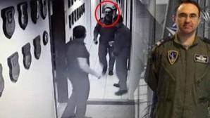 Akıncı'daki FETÖ'cüyü selamlayan komutanın kim olduğu ortaya çıktı